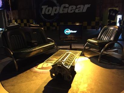 Those iconic seats!