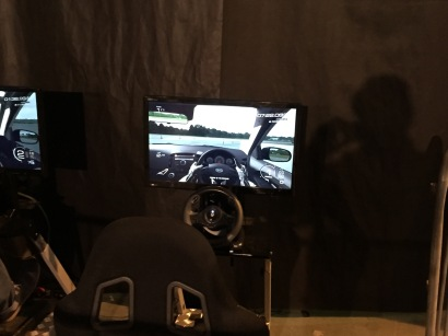 The Top Gear Track simulator.