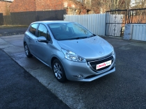 My Third (current) Car - Peugeot 208