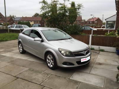 My Second Car - Vauxhall Astra